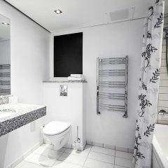 Отель First Hotel Aalborg Дания, Алборг - отзывы, цены и фото номеров - забронировать отель First Hotel Aalborg онлайн ванная