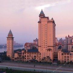 Отель Chateau Star River Guangzhou городской автобус