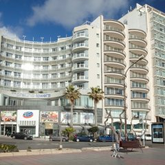 Отель The Preluna Hotel Мальта, Слима - 4 отзыва об отеле, цены и фото номеров - забронировать отель The Preluna Hotel онлайн вид на фасад