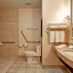 Отель Hilton Garden Inn Ottawa Airport Канада, Оттава - отзывы, цены и фото номеров - забронировать отель Hilton Garden Inn Ottawa Airport онлайн ванная фото 2