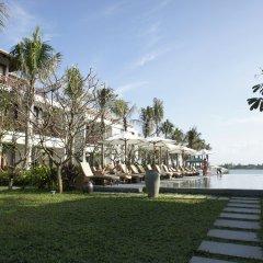 Отель Vinh Hung Emerald Resort Хойан помещение для мероприятий фото 2