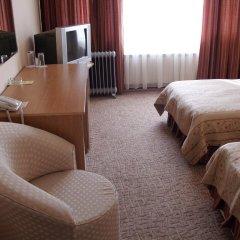 Отель Velbazhd Болгария, Кюстендил - отзывы, цены и фото номеров - забронировать отель Velbazhd онлайн комната для гостей