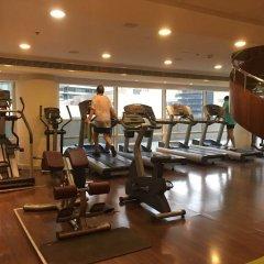 Отель HiGuests Vacation Homes - Al Sahab 2 фитнесс-зал