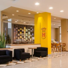 San Nicolas Plaza Hotel Сан-Николас-де-лос-Арройос интерьер отеля фото 3