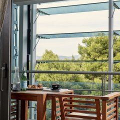 Отель Life Gallery балкон