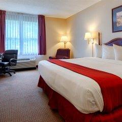 Отель Quality Inn США, Радфорд - отзывы, цены и фото номеров - забронировать отель Quality Inn онлайн комната для гостей фото 3