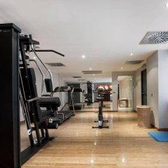 Отель Eurostars Lisboa Parque фитнесс-зал фото 3