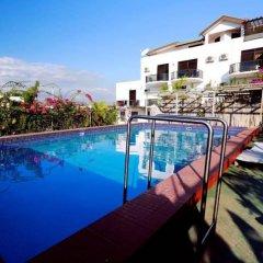 Отель Jetset Accommodation Фиджи, Вити-Леву - отзывы, цены и фото номеров - забронировать отель Jetset Accommodation онлайн бассейн фото 2