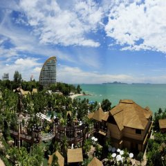 Отель Centara Grand Mirage Beach Resort Pattaya пляж фото 2