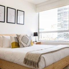 Отель Beautiful Luxury 2BR Apt. in Polanco Мехико комната для гостей фото 5