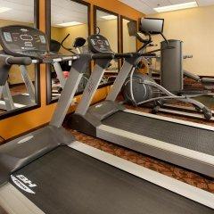 Отель The American Inn of Bethesda фитнесс-зал фото 2