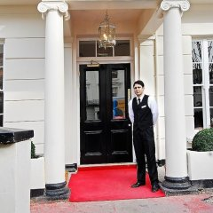 Отель Shaftesbury Hyde Park International Лондон фото 4