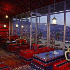Отель Rocky Mountain Hotel Иордания, Вади-Муса - отзывы, цены и фото номеров - забронировать отель Rocky Mountain Hotel онлайн питание фото 2