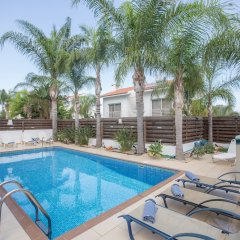 Отель Mesogios Villas бассейн фото 2