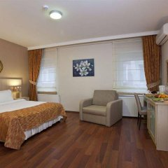 Arach Hotel Harbiye комната для гостей фото 4
