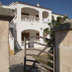 Отель Apartamentos Mar Blanca балкон
