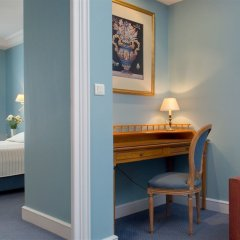 Отель Le Littre Франция, Париж - отзывы, цены и фото номеров - забронировать отель Le Littre онлайн удобства в номере фото 2