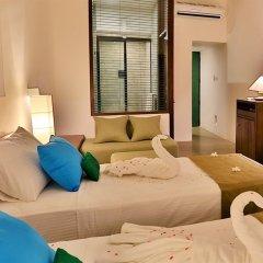 Отель Temple Tree Resort & Spa Шри-Ланка, Индурува - отзывы, цены и фото номеров - забронировать отель Temple Tree Resort & Spa онлайн комната для гостей фото 4