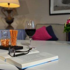 Отель Best Western Premier Parkhotel Kronsberg в номере