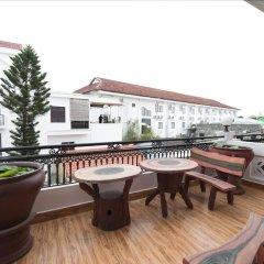 Hoa My II Hotel балкон