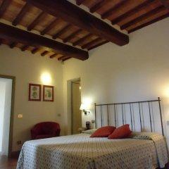 Отель Villa Ducci Италия, Сан-Джиминьяно - отзывы, цены и фото номеров - забронировать отель Villa Ducci онлайн комната для гостей фото 2