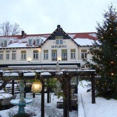 Отель Best Western Plus Berghotel Amersfoort балкон