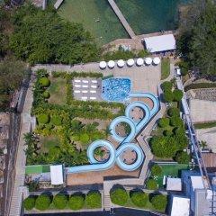 Отель Alba Suites Acapulco бассейн