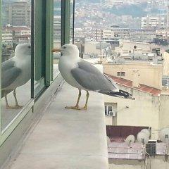 Marla Турция, Измир - отзывы, цены и фото номеров - забронировать отель Marla онлайн балкон