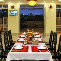 Отель Champa Hoi An Villas питание фото 3