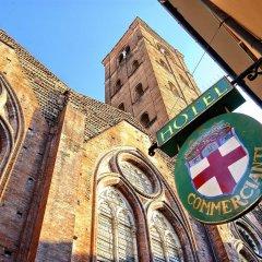 Отель Art Hotel Commercianti Италия, Болонья - отзывы, цены и фото номеров - забронировать отель Art Hotel Commercianti онлайн спортивное сооружение