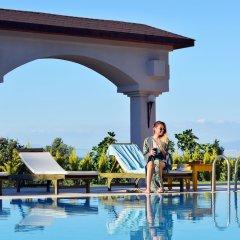 Belizi Hotel Турция, Урла - отзывы, цены и фото номеров - забронировать отель Belizi Hotel онлайн бассейн фото 2