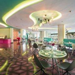 Отель Temptation Cancun Resort - Adults Only гостиничный бар фото 4