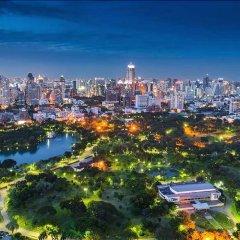Отель Indigo Bangkok Wireless Road Бангкок пляж