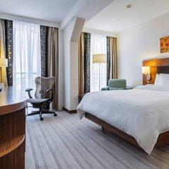 Гостиница Hilton Garden Inn Краснодар (Хилтон Гарден Инн Краснодар) 4* Стандартный номер разные типы кроватей фото 27