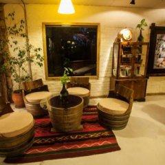 Отель Cabañas Y Suites Villa Bonita Вейнтисинко де Майо интерьер отеля фото 3