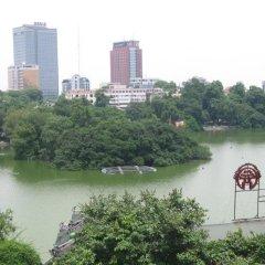 Отель Heart Hotel Вьетнам, Ханой - отзывы, цены и фото номеров - забронировать отель Heart Hotel онлайн приотельная территория фото 2