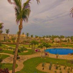 Отель Las Mananitas LM F4205 2 Bedroom Condo By Seaside Los Cabos Мексика, Сан-Хосе-дель-Кабо - отзывы, цены и фото номеров - забронировать отель Las Mananitas LM F4205 2 Bedroom Condo By Seaside Los Cabos онлайн бассейн фото 2