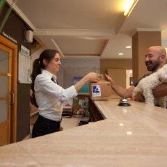 azuLine Hotel Mediterraneo интерьер отеля фото 2