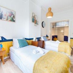 Отель Sweet Inn Apartments Louise Бельгия, Брюссель - отзывы, цены и фото номеров - забронировать отель Sweet Inn Apartments Louise онлайн комната для гостей фото 5