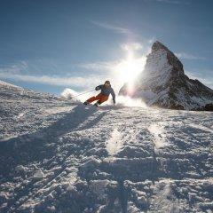 Отель Pollux Швейцария, Церматт - отзывы, цены и фото номеров - забронировать отель Pollux онлайн спортивное сооружение