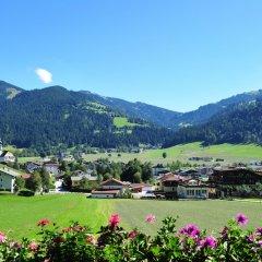 Отель Landhaus Strasser Австрия, Зёлль - отзывы, цены и фото номеров - забронировать отель Landhaus Strasser онлайн балкон