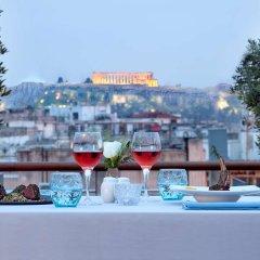 Отель Melia Athens Греция, Афины - 3 отзыва об отеле, цены и фото номеров - забронировать отель Melia Athens онлайн балкон