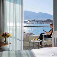 Отель Pullman Marseille Palm Beach комната для гостей фото 4