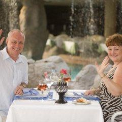 Отель Crystal Sunrise Queen Luxury Resort & Spa - All Inclusive питание