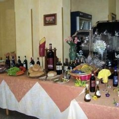 Отель Albergo Margherita Кьянчиано Терме помещение для мероприятий фото 2