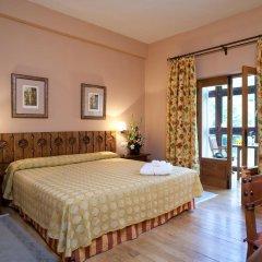 Отель Parador de Fuente De комната для гостей фото 3