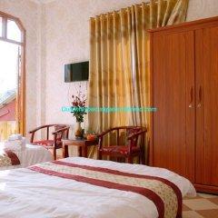 Sapa Sunflower Hotel комната для гостей фото 4