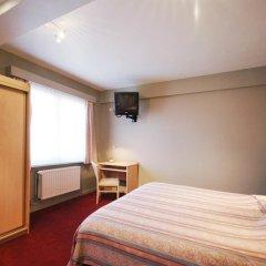 Отель Neutralia Бельгия, Остенде - отзывы, цены и фото номеров - забронировать отель Neutralia онлайн комната для гостей фото 3