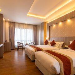 Отель Landmark Kathmandu Непал, Катманду - отзывы, цены и фото номеров - забронировать отель Landmark Kathmandu онлайн комната для гостей фото 4