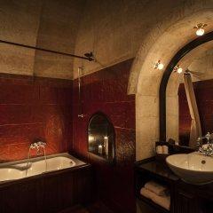 Sacred House Турция, Ургуп - 1 отзыв об отеле, цены и фото номеров - забронировать отель Sacred House онлайн ванная фото 3